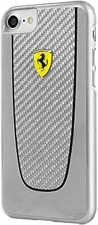 Ferrari Scuderia Carbon Effect Hard Case for iPhone 7 / 7s CG Mobile FEPICHCP7SI
