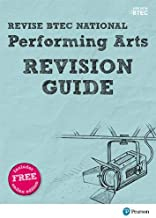 Revise BTEC National Performing Arts Revision Guide: (with free online edition)