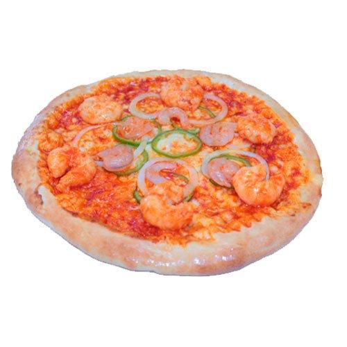 ピザ・カンピオーネ 冷凍 ピザ エビチリスペシャル