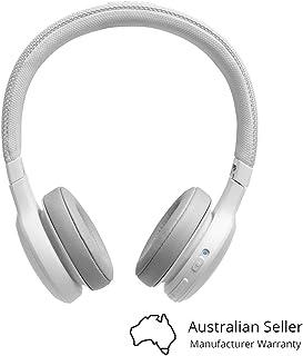 /Auriculares inal/ámbricos de diadema JBL e45bt/ blanco
