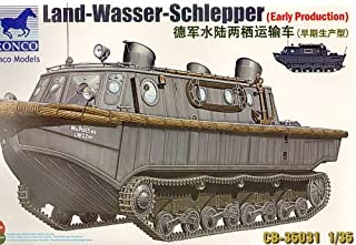 Bronco Models CB35031 1/35 Land-Wasser-Schlepper (Early Production) Amphibious Tractor