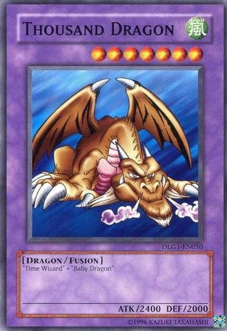 1000 dragon from yu gi oh - 6