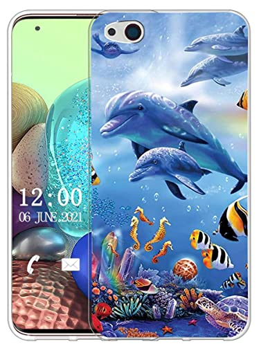 Sunrive Hülle Kompatibel mit ZTE Nubia Z9 Max Silikon, Transparent Handyhülle Schutzhülle Etui Hülle (X Wal)+Gratis Universal Eingabestift MEHRWEG