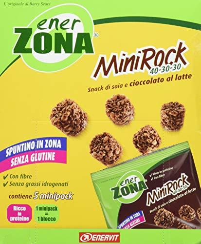Enerzona Minirock Classic,5 Minipack - 538 ml