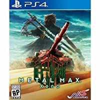 METAL MAX Xeno PlayStation 4 メタルマックス ゼノ プレイステーション4北米英語版