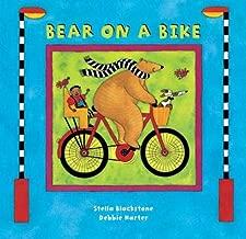 Bear on a Bike (A Barefoot Board Book)