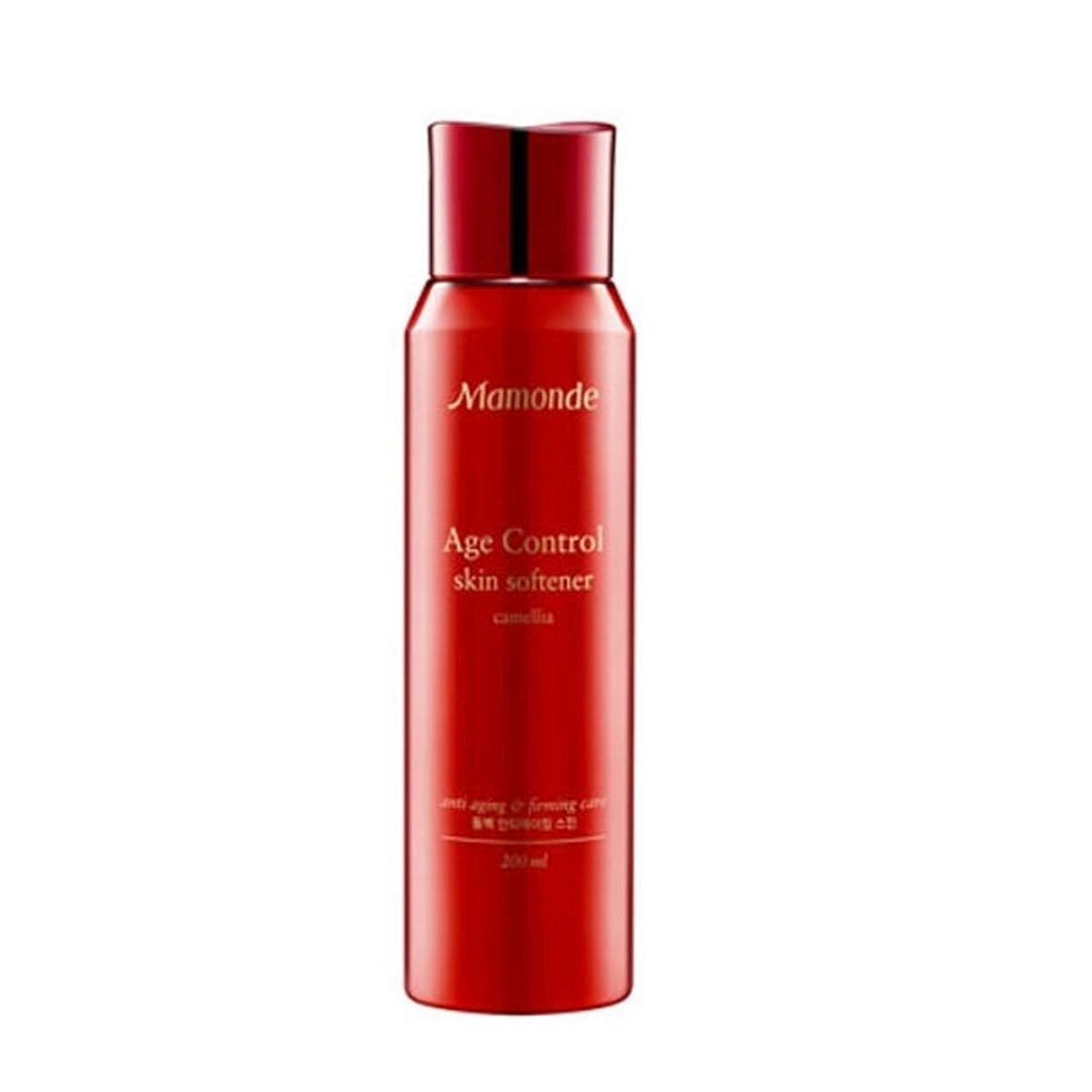 軍団バイオレット通り抜ける(マモンド) MAMONDE エイジコントロール スキン Age Control Skin Softener (韓国直発送) oopspanda