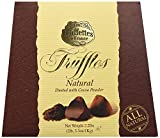 delicious chocolate truffles original dusted with cocoa powder 1 kg