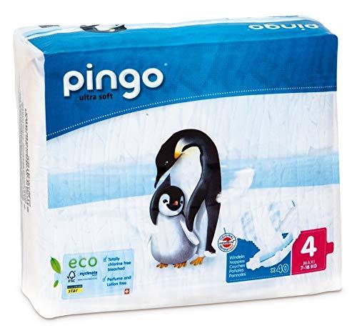 Pingo Ultra Soft Size 4 (7-18 kg)