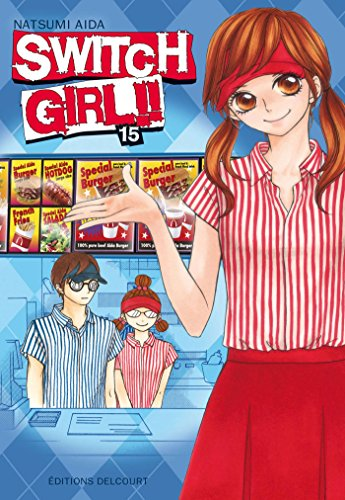 Switch Girl T15