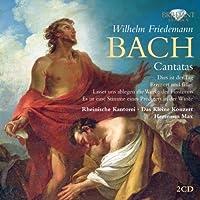 W.F. Bach: Cantatas by Das Kleine Konzert (2011-11-15)