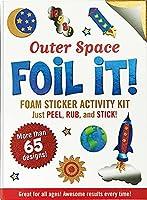Outer Space Foil It!: Foam Sticker Activity Kit