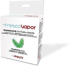 Polti Frescovapor PAEU0285 Deodorante per Ambienti, Cattura Odori per Polti Vaporetto, 2 Flaconi da 200 ml