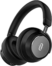 TaoTronics Hybrid Active Noise Cancelling Headphones Bluetooth Headphones Over Ear Headphones Headset with Deep Bass, Fast Charge 30 Hour Playtime for Travel Work TV PC Cellphone