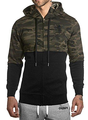 Men's Yoga Jackets & Hoodies