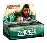 Magic the Gathering (MTG) Battle For Zendikar Booster Box 2015 English Sealed