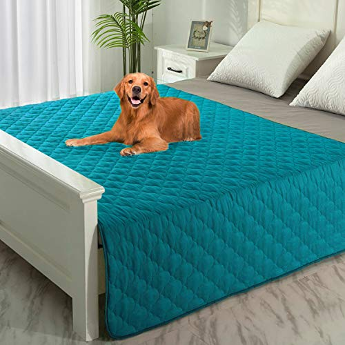 SPXTEX Dog Bed Covers Dog Rugs Pet Pads Puppy Pads Washable Pee Pads for Dog Blankets for Couch Protection Super Soft Pet Bed Covers for Dog Training Pads 1 Piece 52