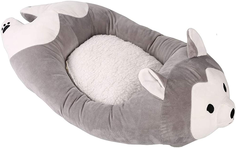 Pet Bed Pets Dog Cat Kitten Bed Cushion Pillow Nest Mat 73  40  8cm (color   B)