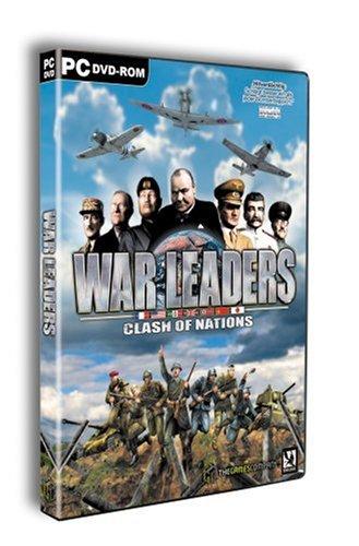 Atari War Leaders Clash of Nations - Juego (DEU)
