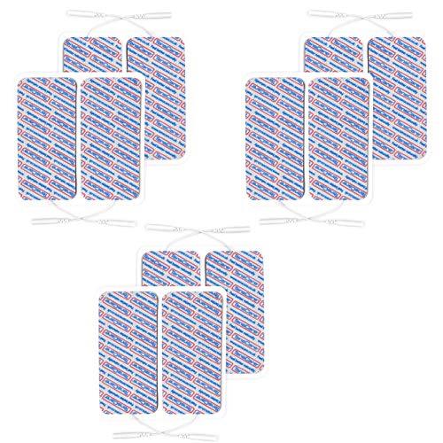 TensCare 5033435110377 - Electrodos superiores (100 x 50 mm)