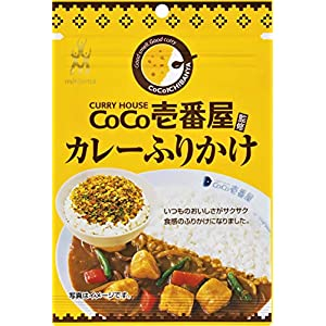 三島 CoCo壱番屋カレーふりかけ 23g