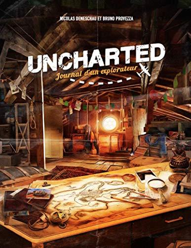 Uncharted Journal Explorateur Bruno Provezza