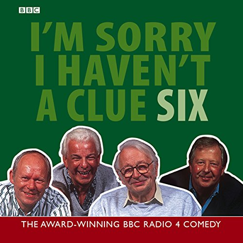 I'm Sorry I Haven't a Clue, Volume 6 audiobook cover art