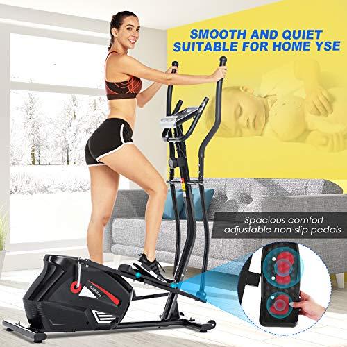 FUNMILY Elliptical Exercise Machine