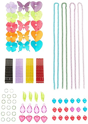 """Lim-style 3038 Hair Fun-Accessories Playset, Get introduced to unique and exciting """"hair chain"""" jewelry with вЂs Hair Fun-Cessories By (368-699-541) Model (10390-16234)"""