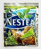NESTEA Venezuela Mezcla para Té Frío con Azúcar y Sabor Natural de Limón. Caja con 12 Bolsas 90 g cada una
