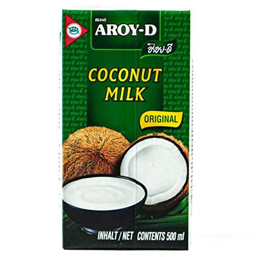 Aroy-D - Aroy-D Lait de Coco 500Ml