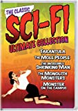 The Classic Sci-fi Ultimate Collection (Tarantula / The Mole People / The Incredible Shrinking Man / The Monolith Monsters / Monster on the Campus)