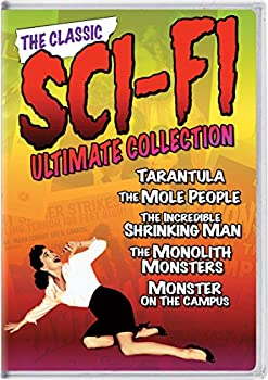The Classic Sci-fi Ultimate Collection  Tarantula / The Mole People / The Incredible Shrinking Man / The Monolith Monsters / Monster on the Campus