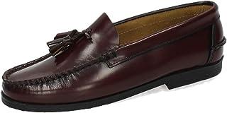 e48d9525 MADE IN SPAIN 213B Mocasines DE Piel NIÑO Zapatos MOCASÍN