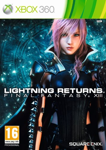 Lightning Returns Final Fantasy XIII Microsoft XBox 360 Game