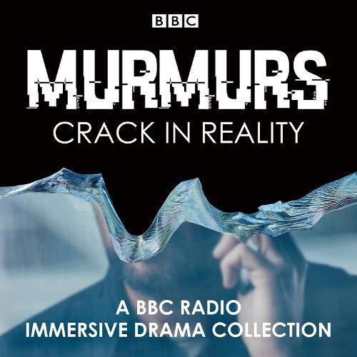 『Murmurs: Crack in Reality』のカバーアート