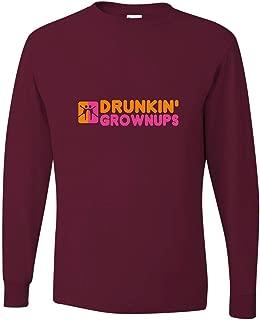 drunkin grownups t shirt