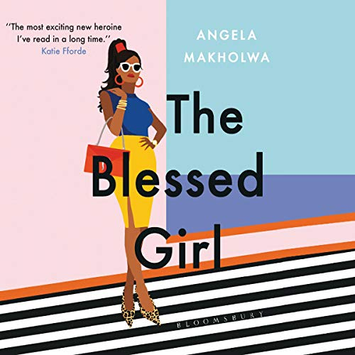 The Blessed Girl audiobook cover art