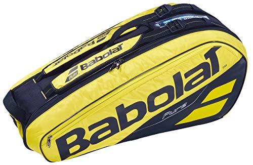 Babolat Tennisschlägertasche X6 Pure Aero schwarz/gelb (703) 6