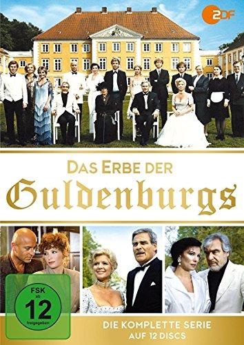 Das Erbe der Guldenburgs - Die komplette Serie [12 DVDs]