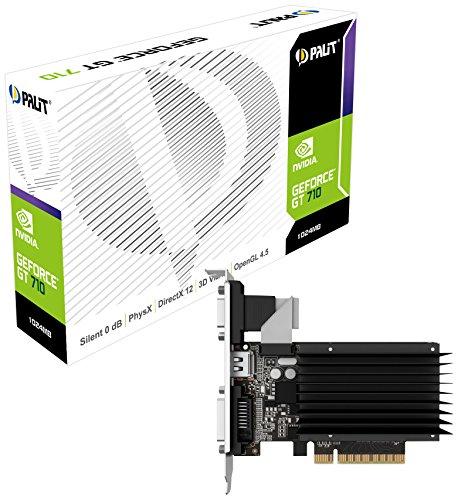 Palit NEAT7200HD46H - Tarjeta gráfica (PCI-E GT720 2048 MB DDR3 VGA/DVI/HDMI)