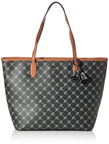 Joop! Shopper Cortina Lara aus Kunststoff Damen Handtasche mit Reißverschluss