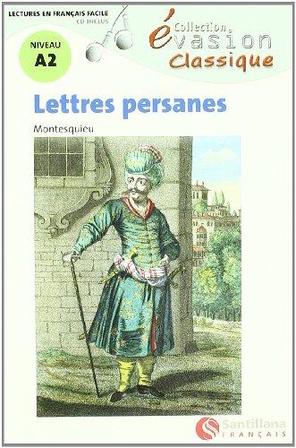 Lettres persones, lectures en français facile, niveau A2 (Evasion Lectures FranÇais)