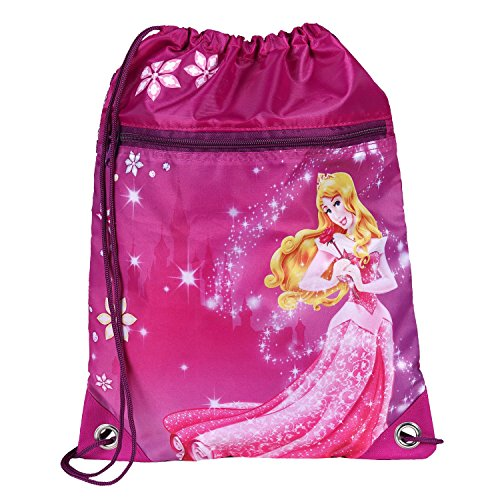 Undercover DPFI7240 - Schuhbeutel Disney Princess, ca. 31 x 41 cm