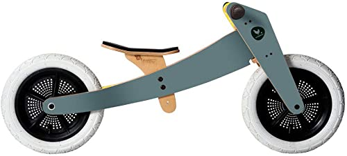 online barato WishboneBike - 2-in-1 2-in-1 2-in-1 gris - Holz Laufrad  descuento online