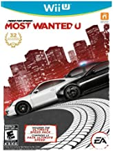 Need for Speed Most Wanted U - Nintendo Wii U