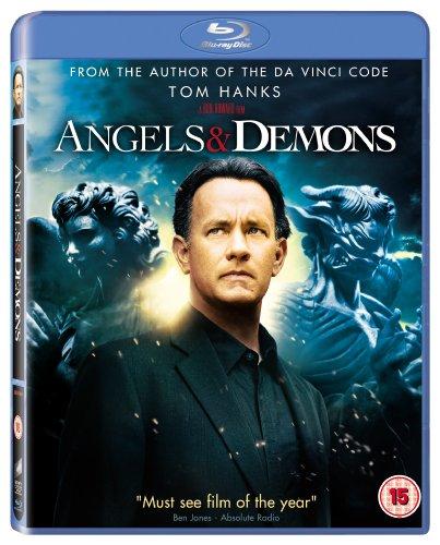 Angels & Demons [Reino Unido] [Blu-ray]