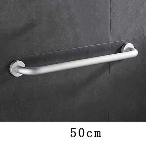 handgriff dusche Rollstuhlgerechtes Badezimmer Handläufe Dick Rutschfeste Grip Handläufe Bad Toilette Toilette Badewanne Handlauf Handläufe Sicherheit dusche griff (größe : 50cm)