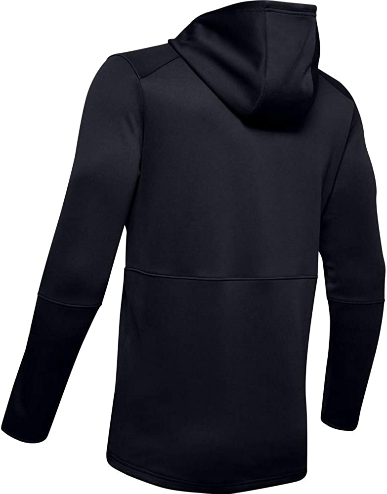 Under Armour Mens MK1 Pullover Training Hoodie