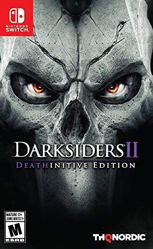 Darksiders 2 Deathinitive Edition for Nintendo Switch [USA]